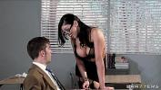 Vidio Bokep Horny college prof Audrey Bitoni steals her student from his GF online